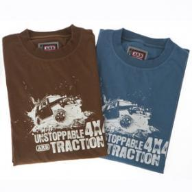 UNSTOPPABLE TRACTION TEE